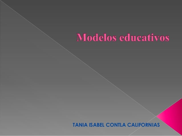 TANIA ISABEL CONTLA CALIFORNIAS