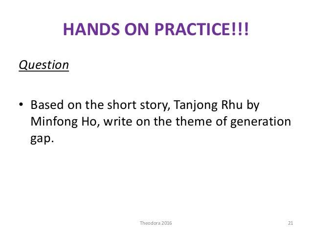 essay novel tanjung rhu
