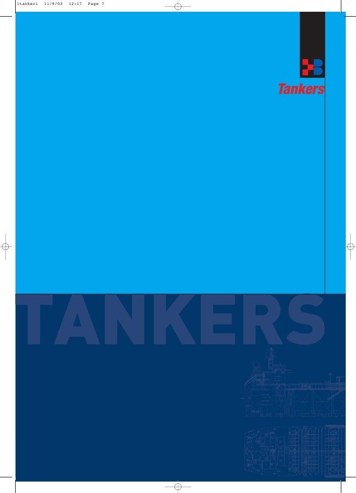 Tankers     TANKERS