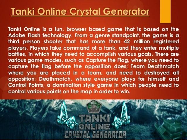 Tanki Online Crystal Hack 2014 Download Free