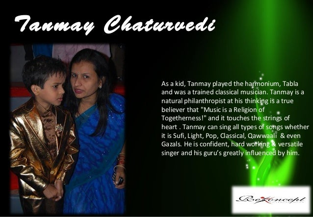 Tanmay Chaturvedi Sa Re Ga Ma Pa Lil'l Champ