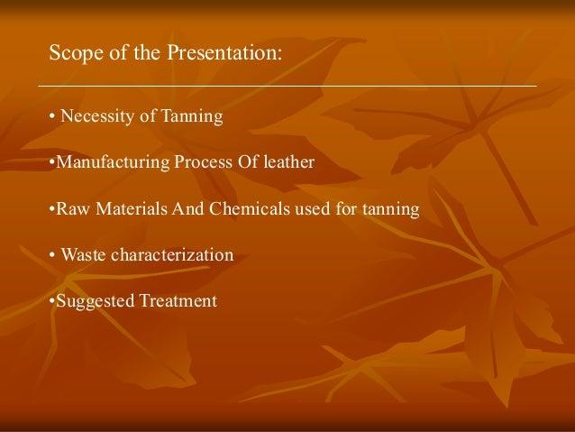 Tannery Industry Slide 2