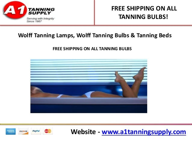 Tanning Bed Bulbs For Sale