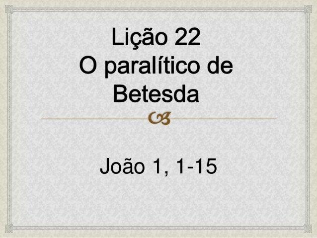 João 1, 1-15