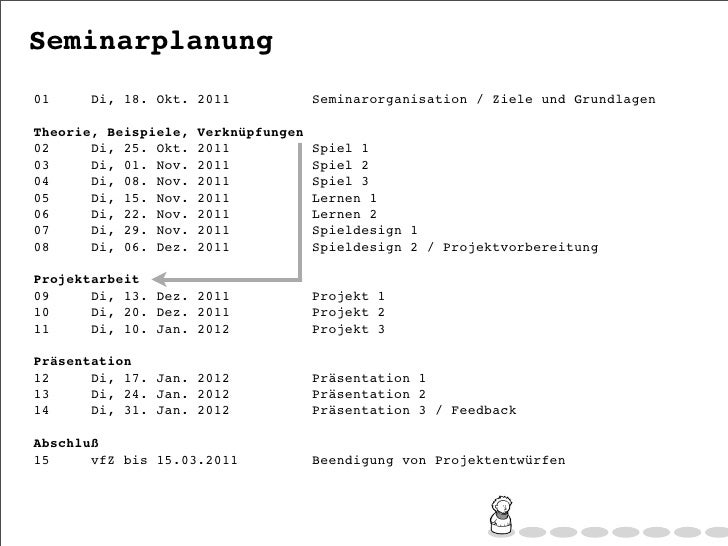 "Wey-Han Tan: Seminareinfuehrung ""Spielend Lernen?"", WS2011 Slide 3"