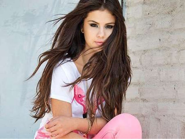 Selena Gomes....