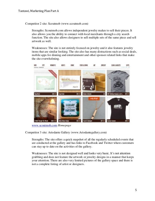Lacey couture designs marketing plan part a for Marketing plan for interior design business