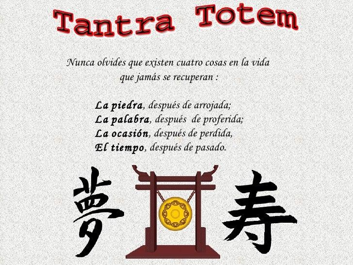 Tantra Chino