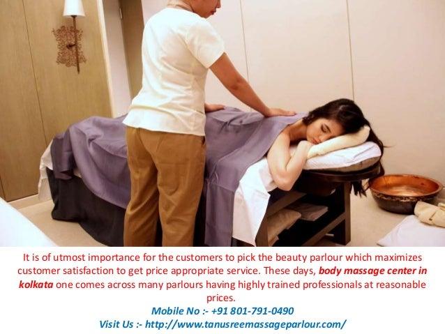 Tanusree best body massage center in kolkata