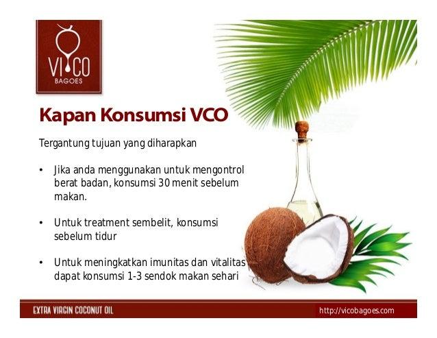 Extra Virgin Coconut Oil (VCO)