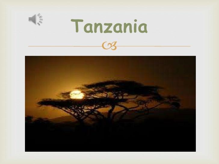 Tanzania<br />