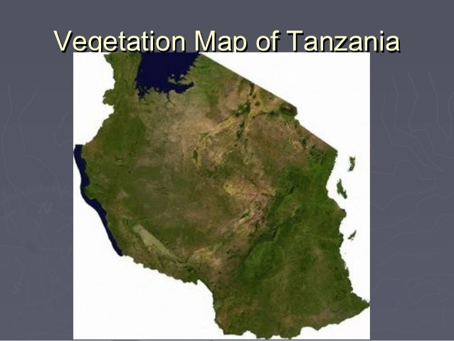 Tanzania climate soils and rainfall for Soil 4 climate