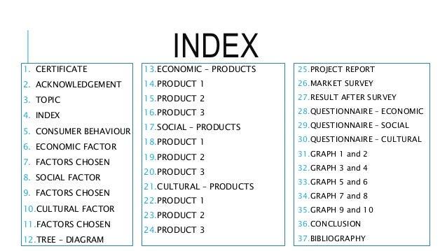 Factors affecting consumer behaviour - Grade 11 Marketing