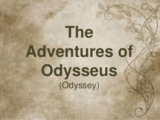 the adventure of odysseus The adventures of odysseus is a book series by glyn iliffe it consists of three books – king of ithaca, the gates of troy, and the armour of achilles – the last.