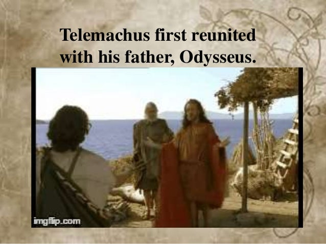 odysseus and telemachus comparison essay Odysseus v telemachus or any similar topic only for you achilles and odyssey compare and contrast essay odysseus: selfish hero.