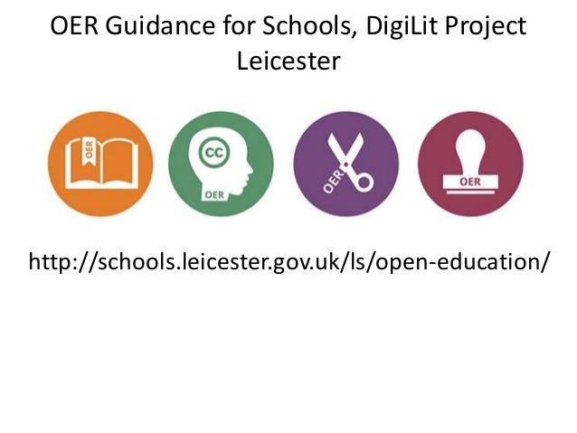 Guidance on creating/using OER, GCU http://www.gcu.ac.uk/library/usingthelibrary/copyright/creatingcontent/