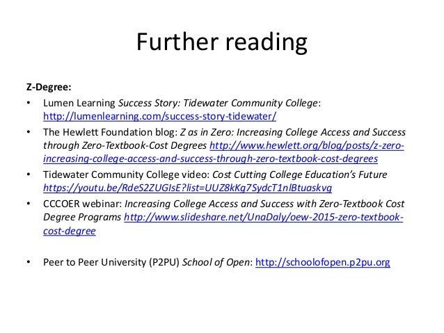 Thinking About Open: Heriot Watt University (30 April 2015)