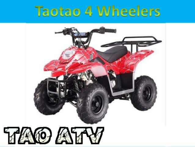 Tao Tao Dealers Near Me >> Taotao 4 Wheelers