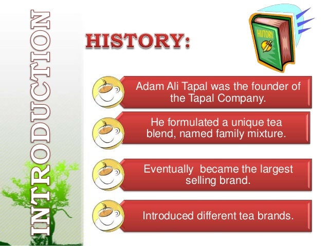 tapal tea marketing report Report company poll result  tapal tea (pvt) limited the saga continued, and new horizons were explored by the founders grandson, aftab tapal who gave a whole.