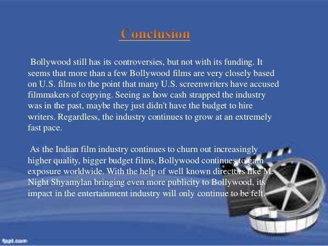Bollywood PPT