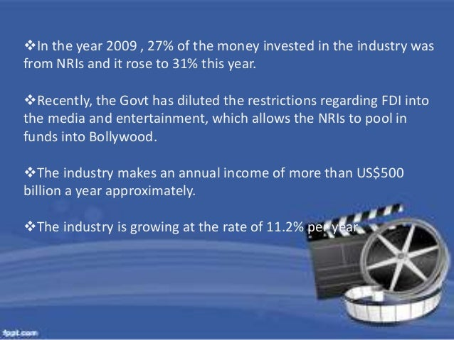In the year 2009 , 27% of the money invested in the industry was  from NRIs and it rose to 31% this year.  Recently, the...