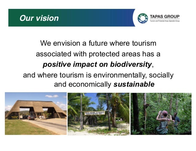 Who we are IUCN World Commission on Protected Areas (WCPA) Specialist Group Voluntary technical network Specialists on tou...