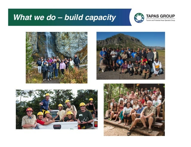 What we do – network