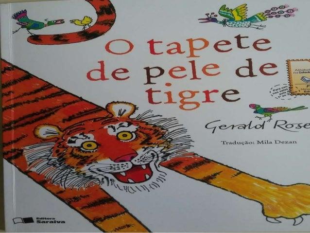 d1e63e0b4db5a Tapete de pele de tigre