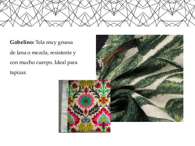 Tapiceria y telas para tapizar - Materiales para tapizar ...