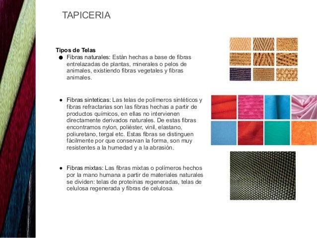 tapiceria y telas para tapizar
