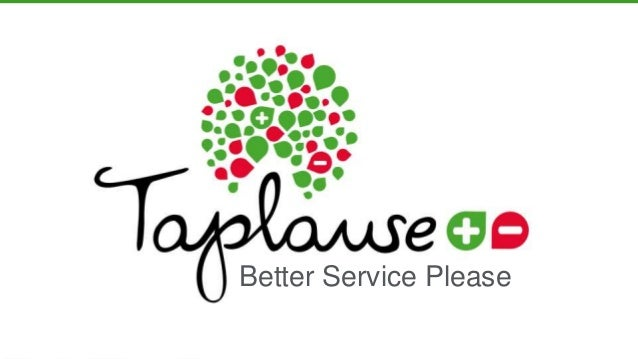 Better Service Please