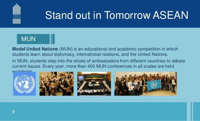 information booklet mun 2015 Friday, 25 september to sunday, 27 september 2015 emergency  the present  booklet contains information of a general nature about united.