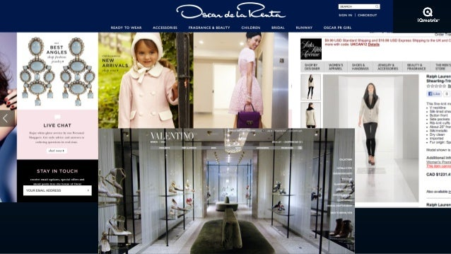 NowWe're seeing a shift towards Omnichannel throughbringing the benefits of online into the store experience