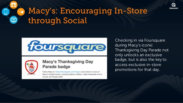 Macy's OutperformingOthers Due to Omnichannel               Source: Deloitte's Store 3.0 study