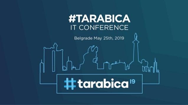 tweet #tarabica19 Migration from ASP.NET MVC to ASP.NET Core Belgrade May 25th, 2019 Miroslav Popović Technical Lead, Seav...
