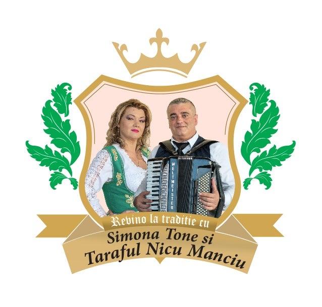 Taraful Simona Tone Logo Youtube