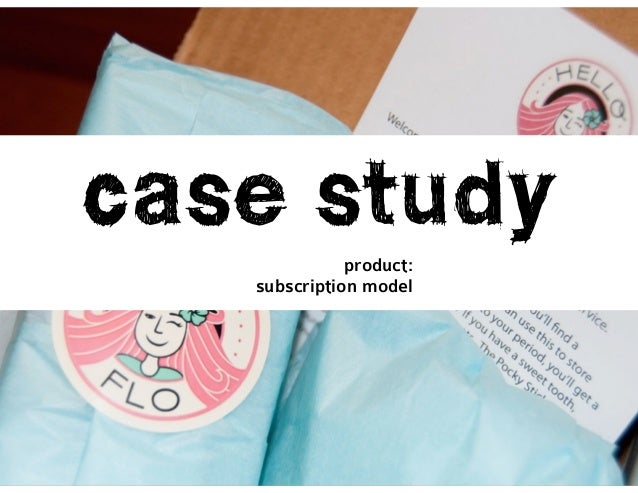 @missrogue case study product: subscription model