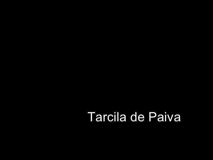Tarcila de Paiva