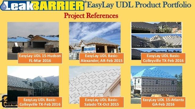 Tarco Product Portfolio