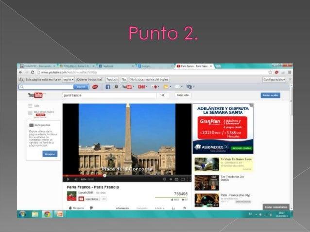 navegacion y busqueda en internet Slide 3
