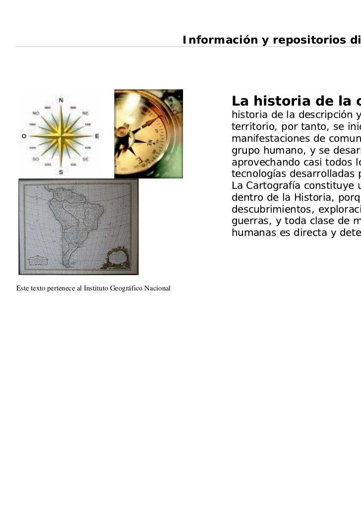 Tareas Módulo 7º:                                                        Información y repositorios digitales con la Web 2...
