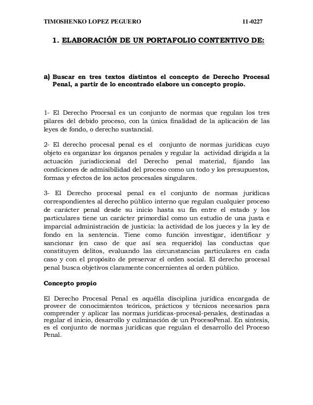 TIMOSHENKO LOPEZ PEGUERO 11-02271. ELABORACIÓN DE UN PORTAFOLIO CONTENTIVO DE:a) Buscar en tres textos distintos el concep...
