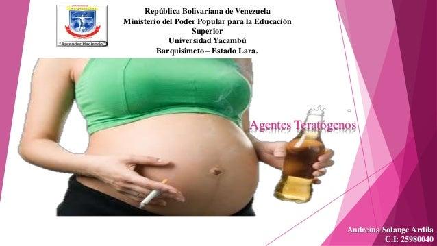 República Bolivariana de Venezuela Ministerio del Poder Popular para la Educación Superior Universidad Yacambú Barquisimet...
