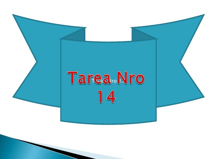 Tarea Nro 12