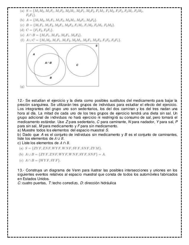 Tarea 1 ejercicios de probabilidad con respuestas 5 12 ccuart Gallery