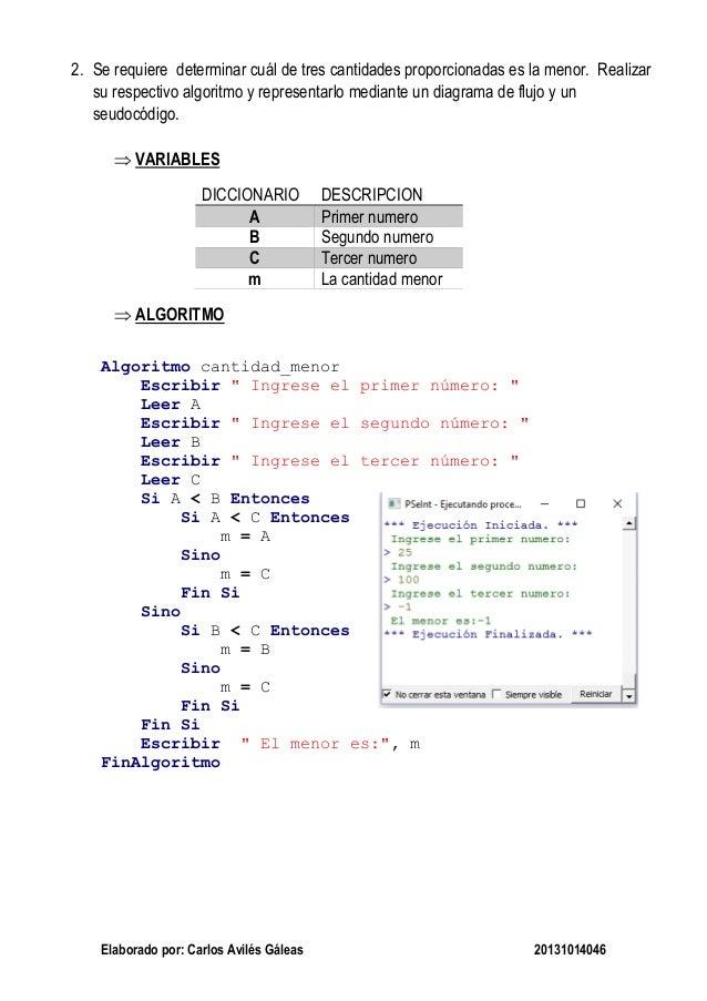 Algoritmo resueltos en pseint for Cuanto se puede retirar de un cajero
