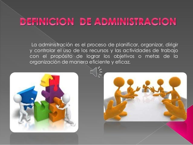 Tarea 2 definicion de administracion 10 autores for Oficina definicion