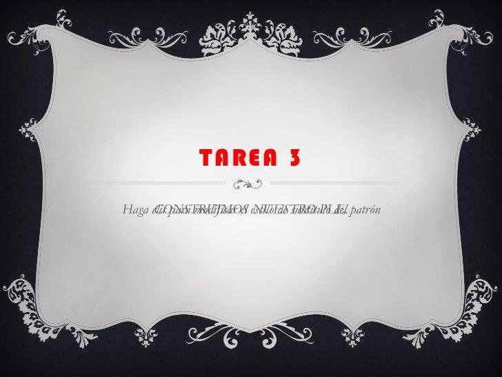 TAREA 3 CONSTRUIMOS NUESTRO PLE.