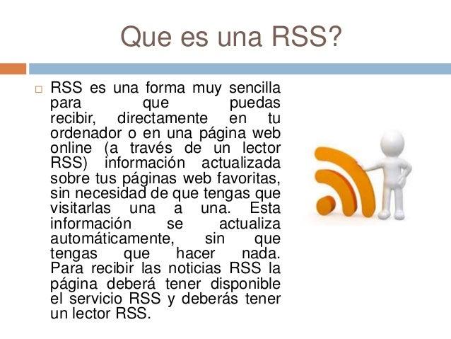 Juanita Prieto _Tarea 3 RSS Slide 2