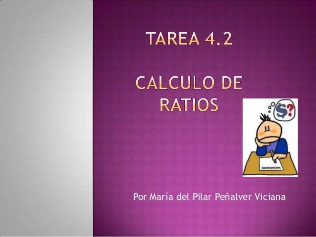 Por María del Pilar Peñalver Viciana